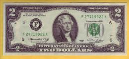 USA - Billet De 2 Dollars. 1976. Pick: 461. SUP+ - Federal Reserve (1928-...)