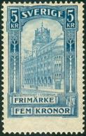 ZWEDEN 1903 5kr Postkantoor PF-MNH-NEUF - Neufs