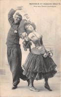 """¤¤  -   Les Artistes """" Monsieur Et Madame REILY´S """" Dans Leurs Danses Acrobatiques   -  ¤¤ - Artistes"""