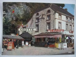 H62 Postkaart Remouchamps - Entree Des Grottes - Aywaille