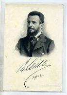 81 Jean René Charles Francois Xavier Baron REILLE Député Du TARN 1902   /D23-2014 - France