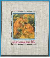 Romania - 1974 - Usato/used - Arte - Mi Block 110 - Gebruikt
