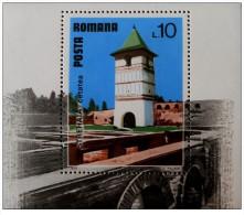 Romania - 1978 - Usato/used - Paesaggi - Mi Block 153 - Gebruikt