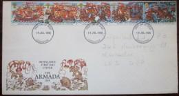 FDC00878 - Great Britain - Sc. 1217-1221 - 1952-.... (Elizabeth II)