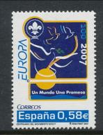 Spain 2007 Edifil # 4322. Europa CEPT,  MNH (**) - 2001-10 Ungebraucht