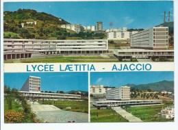 CP AJACCIO, LYCEE LAETITIA, CORSE 20 - Ajaccio