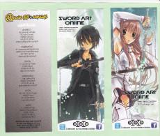 Marque- Pages - Quantité : 2 - Manga - Marcapáginas