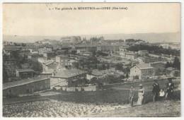 43 - Vue Générale De MONISTROL-SUR-LOIRE - Monistrol Sur Loire