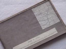 BELGIQUE ( Hasselt Moll Limbourg St. Trond Maeseyck Waremme Etc... / Oudere 2de Hands Kaart Op Katoen / Cotton ) ! - Europe