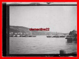 Photographie ,  Allemagne ,    Bord Du Rhin  12 Cm X 9 Cm - Luoghi
