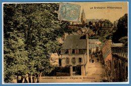 22 - LANNION --  Les Buttes - L'Eglise De... - Lannion