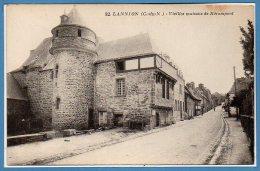 22 - LANNION -- Vieille Maisons De Kérampont - Lannion