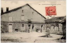 Champigneulle - La Place ( Dardenne Phot. édit.) - France