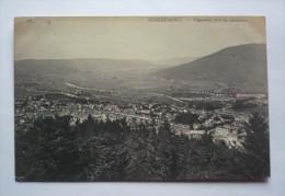88 -   REMIREMONT - Panorama Pris Du Belvédère - Remiremont