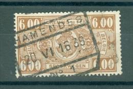 "BELGIE - OBP Nr TR 158 - Cachet  ""HAMENDES"" - (ref. VL-3329) - 1923-1941"