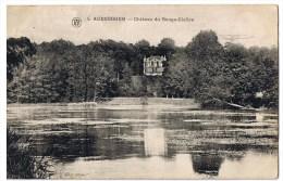 Auderghem Anderghem Ouderghem Rouge Cloitre Chateau (5) Etangs Etang 2 Timbres - Auderghem - Oudergem
