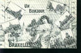 Georges Philips Pinx. Un Bonjour Bruxelles 18e Salon 3.3.1984 Limited # Nr. 490 - Livres