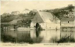 49 SEICHES ++ Moulin De Matheflon ++ - Seiches Sur Le Loir