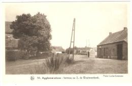 Agglomérations : Hameau Au S. De Westmeerbeek - Hulshout