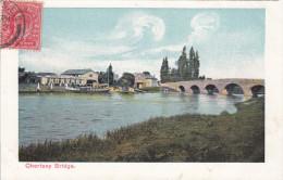 CHERTSEY BRIDGE - Surrey