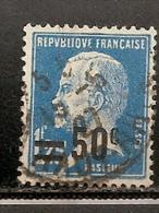 FRANCE N° 222 OBLITERE - Usados