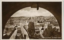 Bethlehem General View No 197        Edit Photedition Beyrouth - Palestine