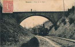 MAMERS - Pont De La Mare (animation - Train ) - Mamers