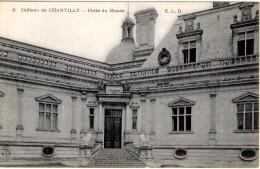 Chateau De Chantilly - Porte Du Musee - Chantilly