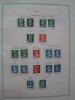 FRANCE Lot 18 POSTE (o) Pasteur 1923-1926 (CV 26,80 €) à 20% + Cadeau [JOSS] - Collections