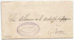 España - ...-1850 Voorfilatelie