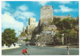 Enna - Castello Di Lombardia E Torre Pisana - H2227 - Enna