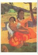 CPM Art - Paul Gauguin - Quand Te Maries-tu ? - Peintures & Tableaux
