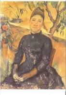 CPM Art - Paul Cézanne - Madame Cézanne - Peintures & Tableaux
