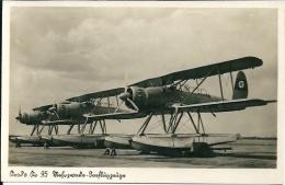 Postcard Aviation RA001824 - German War Seaplanes - 1939-1945: 2. Weltkrieg