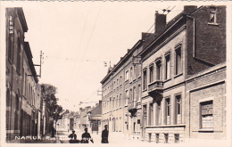 Namur SALZINNES  Rue Alfred Bequet N'a Pas Circulé Carte Mosa - Namen