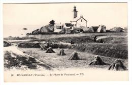 29 - Brignogan - Le Phare De Pontusval - Editeur: ND N°20 - Brignogan-Plage
