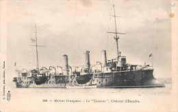 """NAVIRE DE GUERRE -  Le """" CASSARD   """" Croiseur  D'escadre - 1900 ( Prix Fixe) - Guerra"""