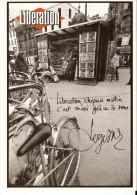 PARIS (75) : Publicité Pour Le Journal Libération. - Evènements