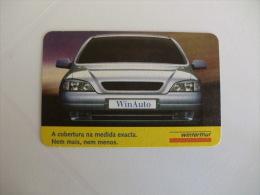 Insurance/ Assurances/ Seguros Winterthur - Portugal Portuguese Pocket Calendar 1999 - Calendari