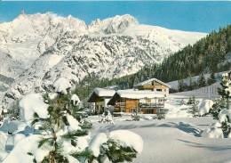 05. CPM. Haute Alpes. L'hiver Dans Les Alpes, Au Creux Du Vallon - France