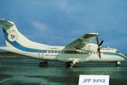 Avion De Ligne AIR LITTORAL ATR 42 - 1946-....: Moderne