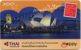 Mobilecard Thailand - Happy - Australien , Australia - Sydney - Opernhaus