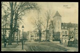 Nederland Ansichtkaart 1919 Zeist 't Rond - Zeist