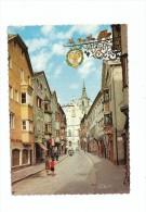 SCHWAZ (Autriche - Tyrol) - CPSM - Franz-Josef-Strasse - Schwaz