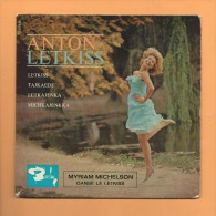 45 T BARCLAY: Charleston, Onésime GroboisAnton Letkiss, Myriam Michelson Danse Le Letkiss - Musicals