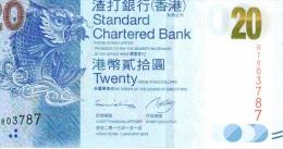 20 Dollars 2013 NEUF - Hong Kong