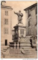 20 -  VICO - Statue De Monseigneur Casanelli - Frankreich