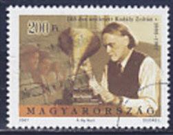 Ungarn 2007. SPECIMEN. Zoltan Kodaly, Musiker (B.1987) - Unused Stamps