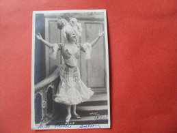 Femme Lady Frau Mealy Photo Reutlinger  Carte Fantaisie - Women