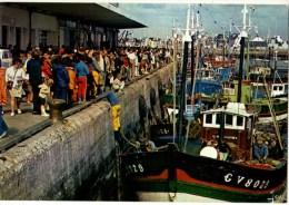 29------LE GUILVINEC-----le Retour Des Bateaux De Pêche---voir 2 Scans - Guilvinec